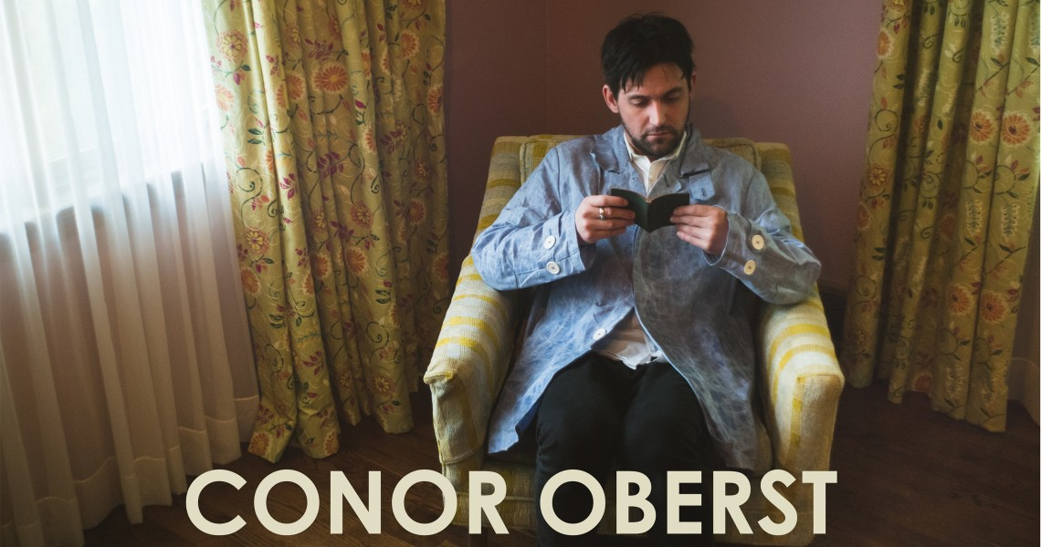 Conor Oberst with special guest Tim Kasher