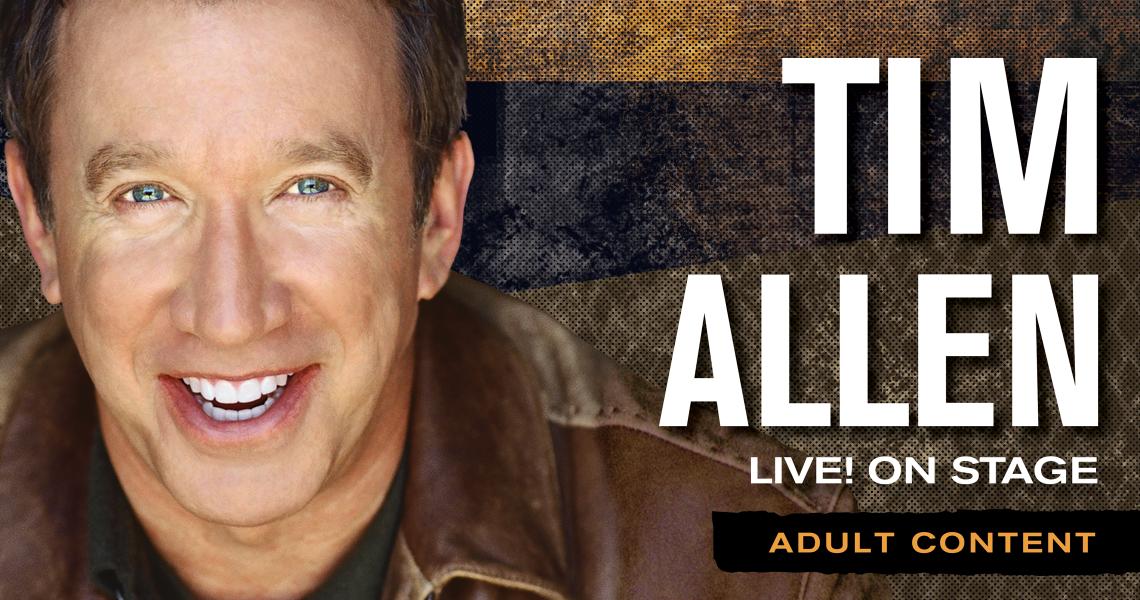 Tim Allen Live! On Stage