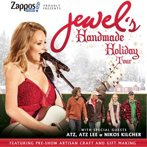 Jewel's Handmade Holiday Tour