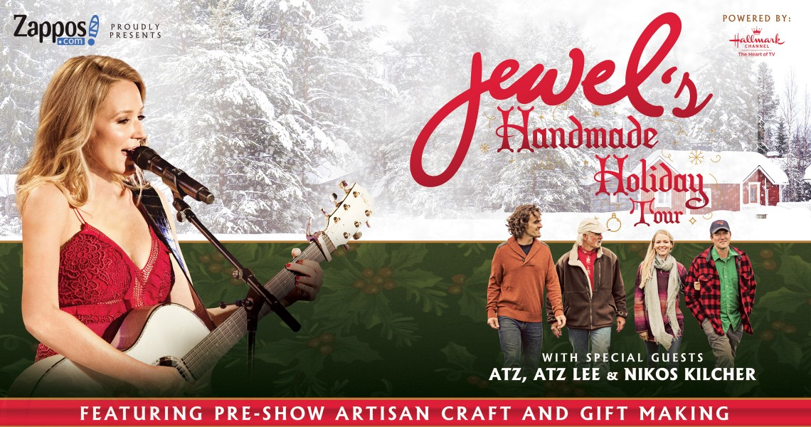 Jewel's Handmade Holiday Tour
