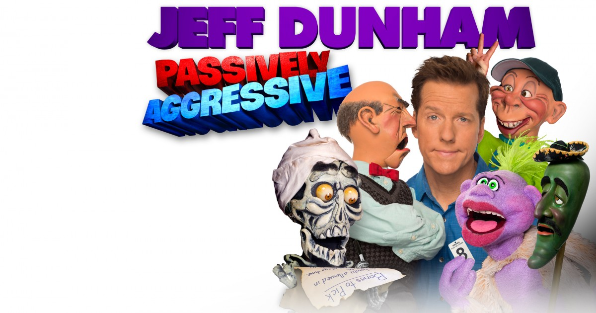 Jeff Dunham Live At The Eccles