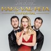 Maks, Val & Peta Live on Tour: Confidential