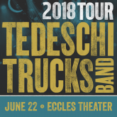 Tedeschi Trucks Band with Special Guest David Luning