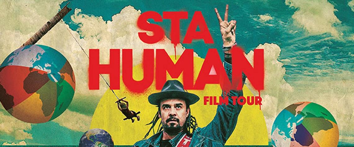 "Michael Franti: ""Stay Human"" Film Tour"