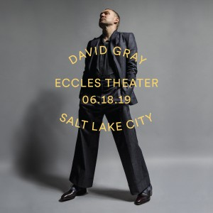 David Gray: Gold In A Brass Age Tour