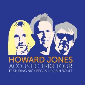 Howard Jones Trio