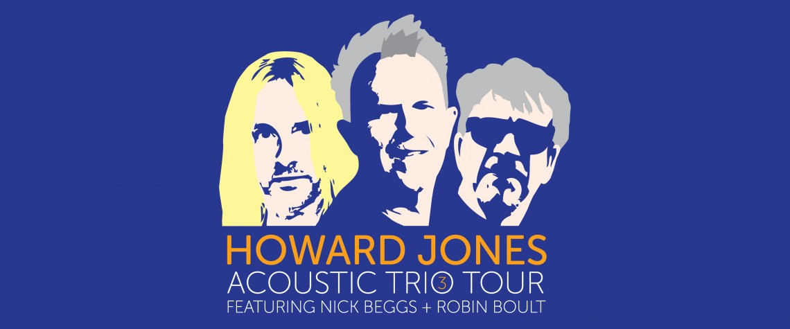 Howard Jones Trio