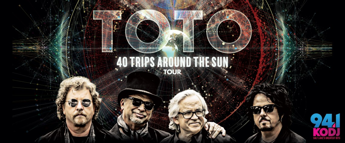 TOTO - Live at the Eccles